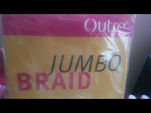 Outre JUMBO Braid Hair