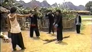 Hmong fight Like (Hmong funny videos)