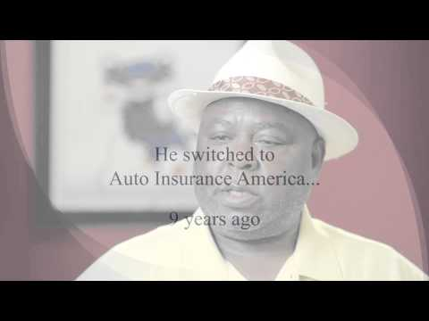 Auto Insurance America TV Commercial Testimonial