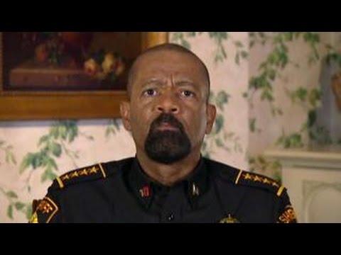 Sheriff Clarke: Clinton is stoking up racial discord