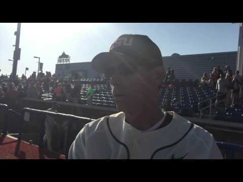 Oregon State baseball coach Pat Casey on playing at Ron Tonkin Field
