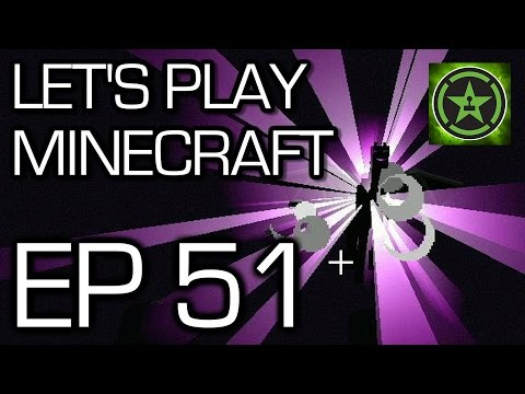 Let's Play Minecraft Episode 51 - The End Part 3