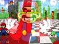 MUGEN Team Super Mario Vs Team Super WAA HOO