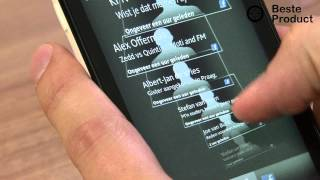 Sony Xperia Sola » Smartphone review (BesteProduct)