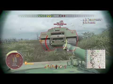 World of Tanks (Xbox One) 113 Gameplay