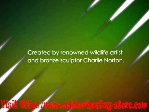 Flambeau Predator Masters Series Lone Howler Coyote Decoy