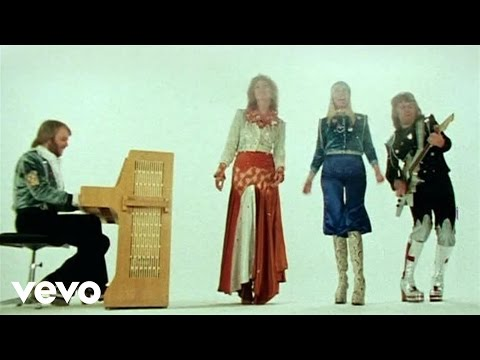 ABBA Waterloo retronew