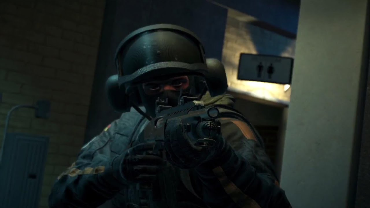 Rainbow Six Siege - Official Gamescom Trailer - Gamescom 2015