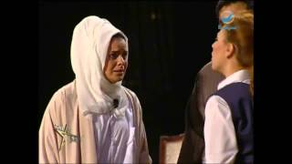 نجمة_العرب ماري وشيرين سيف النصر وتمثيل مشهد من فيلم أسماء