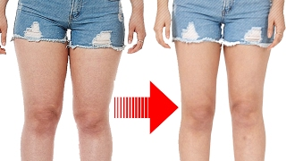 Though to little calf to also instant slimming, by applying the following 4 steps