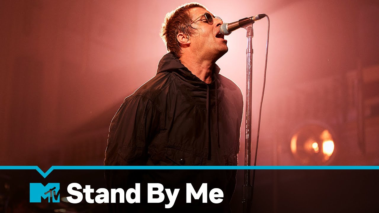 """Liam Gallagher - """"Stand By Me (MTV Unplugged)""""など2曲のライブ映像を公開 新譜「Mtv Unplugged (Live At Hull City Hall)」2020年6月12日発売 thm Music info Clip"""