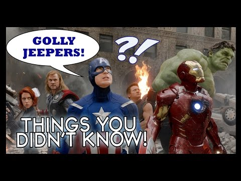 7 Things You (Probably) Didn't Know About The Avengers!