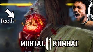 FINALLY SOME FATALITIES!!.. omgosh | Mortal Kombat 11 #2