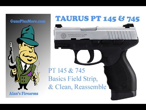 field strip pt99 taurus
