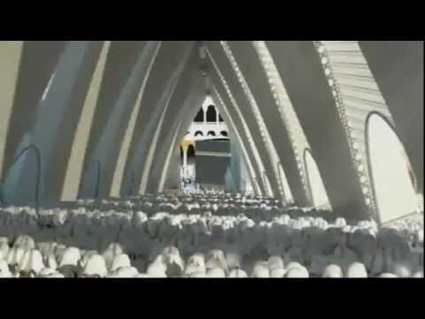 NEW DESIGN FOR 2020 MASJID AL HARAM, MAKKAH THE HOLIEST PLACE IN ISLAM -By Atkin.flv