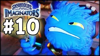Skylanders Imaginators - Gameplay Walkthrough - Part 10 - Swashbuckler Doomlander!