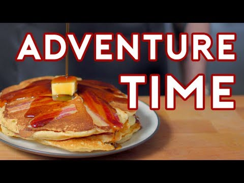 Binging with Babish: Adventure Time Special