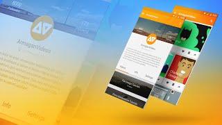 download lagu Photoshop/illustrator Tutorial: Google Material Design App Design gratis