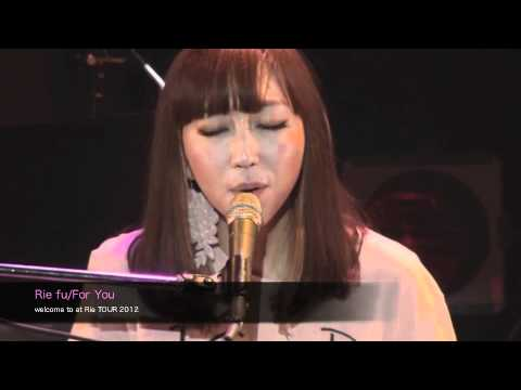 Rie Fu - For You Live