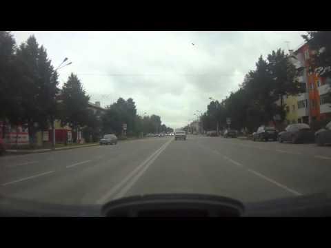 Авария в Кемеровской обл 29 07 2014