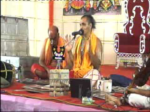 Dasavani By Sri Ramachandracharya Mysore video