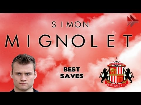 Simon MIGNOLET - Best Saves | Sunderland | HD