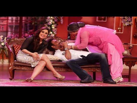 Comedy Nights With Kapil | Kareena Kapoor And Ajay Devgan Full Episode