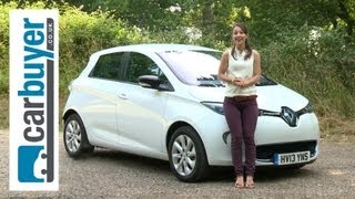 Renault Zoe hatchback 2013 review - CarBuyer