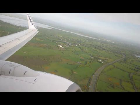 [HD] | RYANAIR | Boeing 737-8AS | EI-DLB | Take Off Shannon Airport | EINN | 13/05/2015