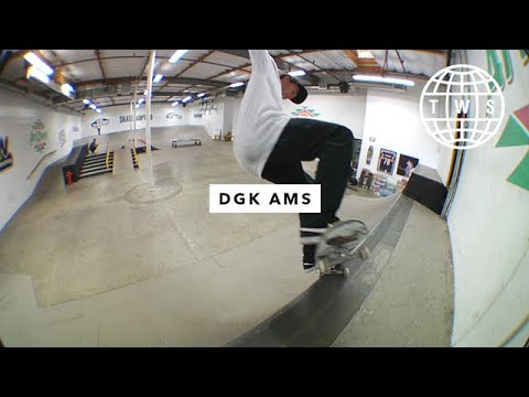 Afternoon in the Park: DGK Ams