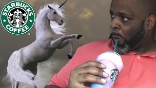 Starbucks Unicorn Frappuccino by MY ALTER EGO John Jacobs