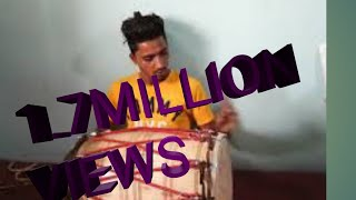 High voltege & powerful dhol performense by super telented dhol player sunny sanyal # chet ram gill