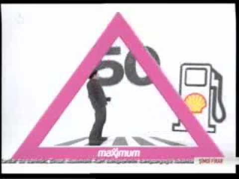 Maximum Kart Yeni Reklam (Shell kampanyası) 2011