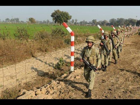 BSF gun down Pak smuggler, recover 12kg heroine
