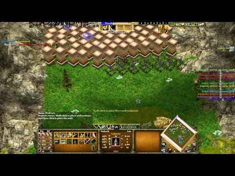 Boit vs 11 Titans: Age of Mythology Extended Edition