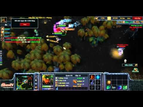[GameTV 3Q CH 1] 1stvn vs Quyetthang – TK ngày 9-12-2012