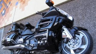 Used 2003 Honda Goldwing Motorcycle For Sale