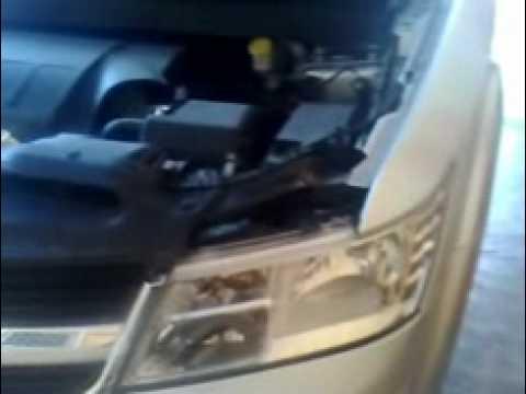 Cancelador De Fallas Funcionando En Dodge Journey 2009