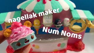 Review: Nagellak Maker Num Noms