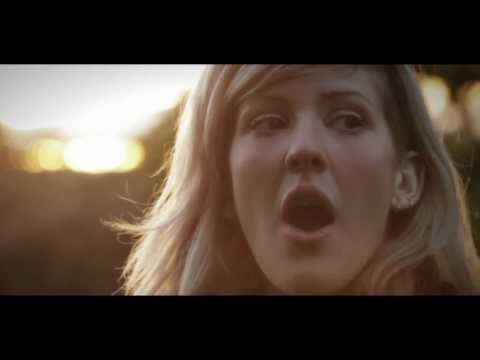 ELLIE GOULDING - Your song  ( Official  video ) 1080p HD