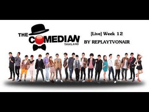 The Comedian Thailand Show [Week 12]
