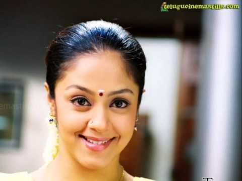 Tamil Actress Jothika Beautiful Photoshoot video