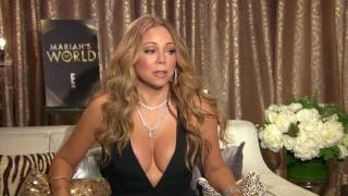 Mariah Carey Exclusive Interview