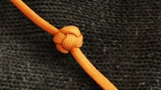 How To Tie A Paracord Turk