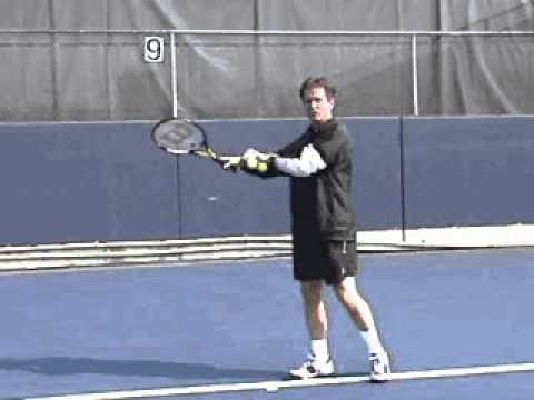 Louis Cayer: Creating Power Through the Use of the Multi-Segmented Forehand.