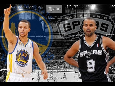 Spurs  vs Warriors - Playoffs Moments (1)