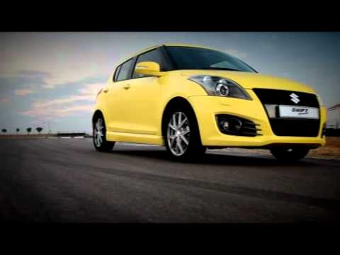 2012 Suzuki Swift Sport South Africa