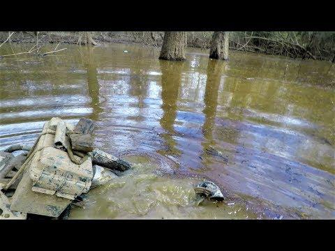 Mud Nationals 2018   Turn Around, Don't Drown!