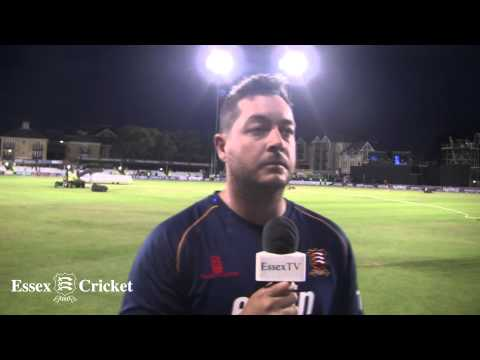 EssexTV | Jesse Ryder talks to EssexTV after the 4 wicket win over Middlesex