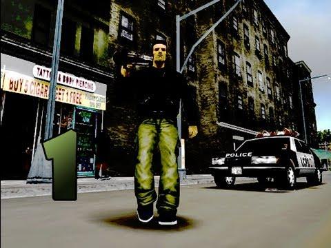 GTA III Walkthrough Part 1: Missions 1-5